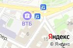 Схема проезда до компании ArteMosaico в Москве