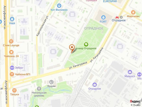 Остановка Ул. Санникова в Москве