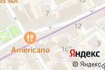 Схема проезда до компании Мос-центр в Москве
