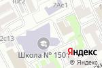 Схема проезда до компании Многопрофильный технический лицей №1501 в Москве