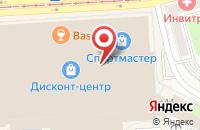 Схема проезда до компании Лис-Студио в Москве