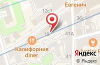 Схема проезда до компании Плид в Москве