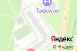 Схема проезда до компании Эвакуатор Московский в Москве