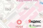 Схема проезда до компании SMTrust в Москве