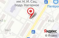 Схема проезда до компании Леонардо в Москве