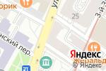 Схема проезда до компании Уайтхол-Центр в Москве