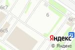 Схема проезда до компании Shiniavto в Москве