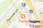 Схема проезда до компании Гранд Реал в Москве