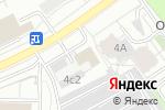 Схема проезда до компании Centrosklad в Москве