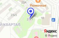 Схема проезда до компании АВТОСЕРВИСНОЕ ПРЕДПРИЯТИЕ СЕРВИС БЫТ в Москве