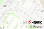 Схема проезда до компании 888 в Москве