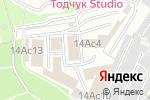 Схема проезда до компании Smpodarkov в Москве
