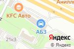 Схема проезда до компании РиалИст в Москве