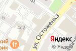 Схема проезда до компании Агентство Комфортной Жизни в Москве