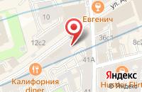 Схема проезда до компании Даврус-Строй в Москве