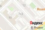 Схема проезда до компании McLabs в Москве