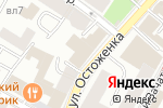 Схема проезда до компании Банк ЗЕНИТ в Москве