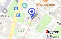 Схема проезда до компании КОМПЬЮТЕРНАЯ КОМПАНИЯ НОУТ-КЛУБ в Москве