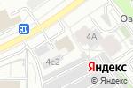 Схема проезда до компании Контур-С в Москве