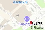 "Схема проезда до компании ""ТЕСЛА в Москве"
