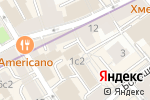 Схема проезда до компании Столичный Правовой Центр в Москве