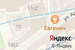 Схема проезда до компании Пельмени да борщи в Москве