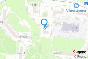 Снять однокомнатную квартиру в Москве Южный административный округ, район Чертаново Северное, 3кА