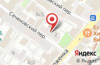 Схема проезда до компании МастерМ в Москве