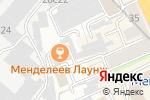 Схема проезда до компании Astravel в Москве