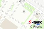 Схема проезда до компании АвтоГлуш в Москве
