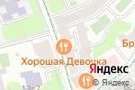Схема проезда до компании Голос в Москве