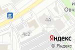 Схема проезда до компании СВ ПУЛ в Москве