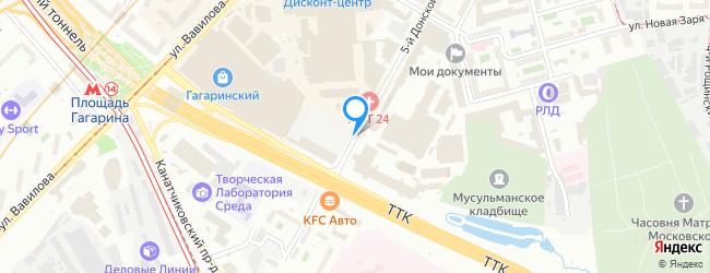 проезд Донской 5-й