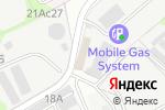 Схема проезда до компании Сим-Трейд в Москве