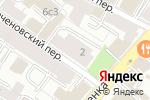 Схема проезда до компании КБ Ренессанс в Москве
