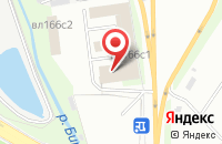 Схема проезда до компании Вари в Москве