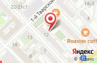 Схема проезда до компании Шоу-Мастер в Москве