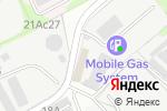 Схема проезда до компании Абэксим в Москве