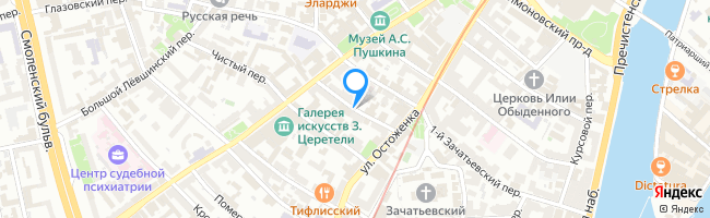 Барыковский переулок