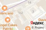 Схема проезда до компании ProMedia в Москве