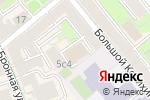 Схема проезда до компании Институт аллергологии и клинической иммунологии в Москве