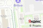 Схема проезда до компании Штанд-Арт в Москве