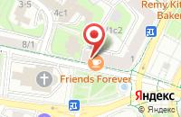 Схема проезда до компании Издательство 625 в Москве