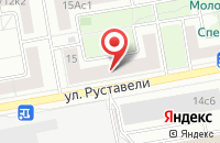 Схема проезда до компании Инсофт в Москве