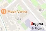 Схема проезда до компании Манн в Москве