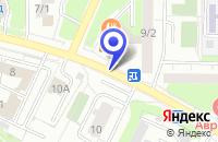 Схема проезда до компании МЕБЕЛЬНЫЙ САЛОН в Москве
