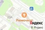 Схема проезда до компании Глафировка лэнд в Москве