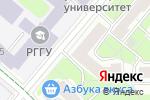 Схема проезда до компании Бодрый День в Москве