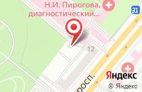 Схема проезда до компании Виол-07 в Москве