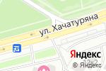 Схема проезда до компании OLFA в Москве